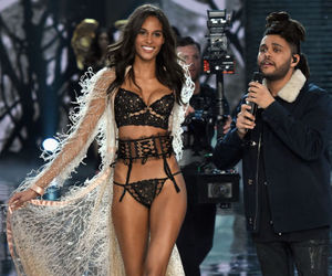 Victoria's Secret and the weeknd image