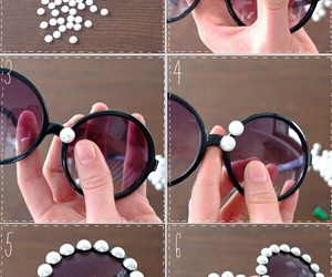 diy, sunglasses, and ideas image
