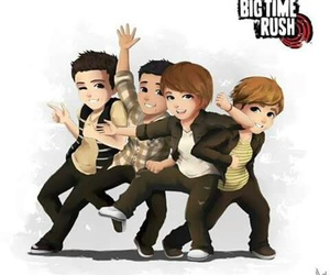 james maslow, logan henderson, and btr image