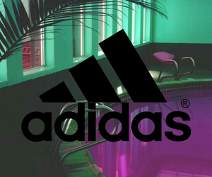 adidas and pool image