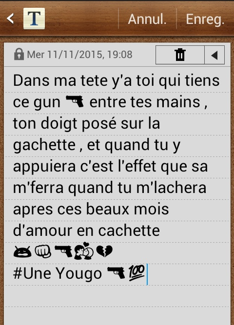 Thug Love Thug Texte Quotes On We Heart It