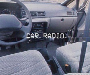car radio and twenty one pilots image