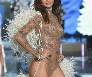 fashion show, Victoria's Secret, and barbara fialho image