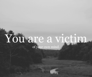 text, victim, and mind image