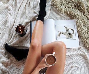 autumn, breakfast, and fashion image