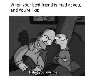 bff, love, and lol image