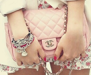 accessories, chanel, and coco image