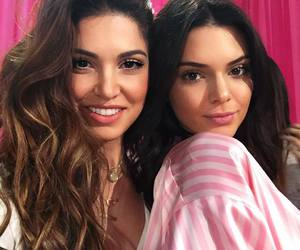 kendall jenner, model, and negin mirsalehi image