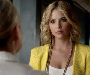 hanna, ashley benson, and pll image