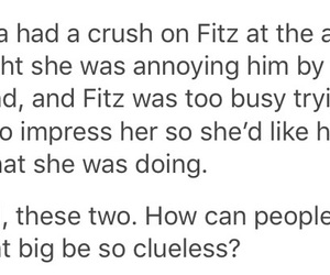 fitzsimmons, Marvel, and fitz image