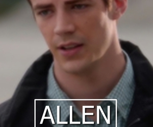 serie, the flash, and barry allen image