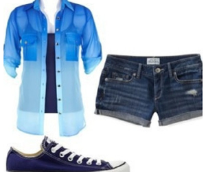 cool, outfit, and converse image