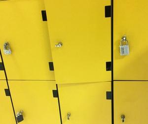 yellow and aesthetic image