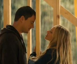 amanda seyfried, channing tatum, and dear john image