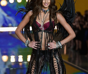 taylor hill, victoria secret, and angel image