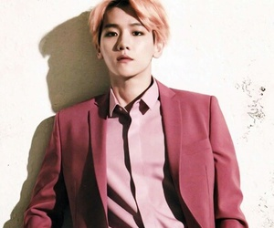 exo, 💜, and baekhyun kpop image