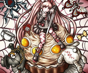 ronpa, another episode, and danganronpa image