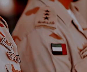 army, UAE, and love image