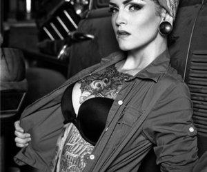 bandana and tattoo image