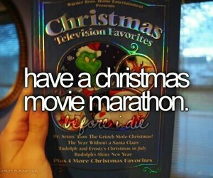 christmas and bucket list image