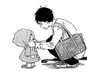 kawaii, manga, and gakuen babysitters image