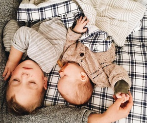 babies, baby, and cuddle image