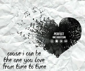 1d, perfect, and love image