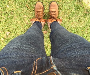 boots, tumblr quality, and tumblr quality fall image