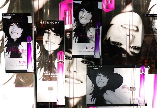 Givenchy, liv tyler, and perfume image