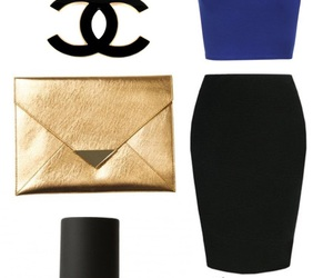 aries, black, and blue image
