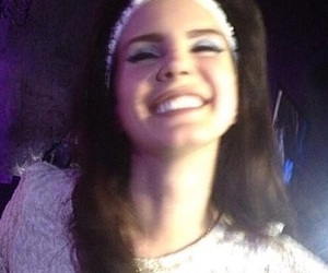 lana del rey, Queen, and smile image