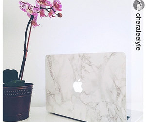 etsy, macbook decal, and marble skin image