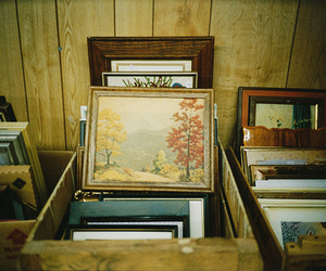 ohio, thrift, and paintings image