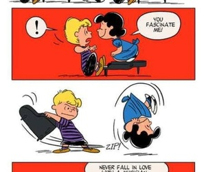 love, Lucy, and peanuts image