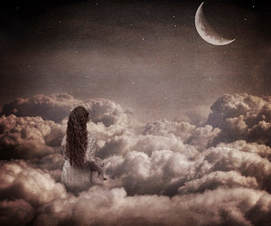 conceptual, daydreams, and dreaming image
