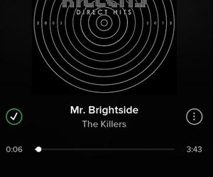 music, song, and the killers image