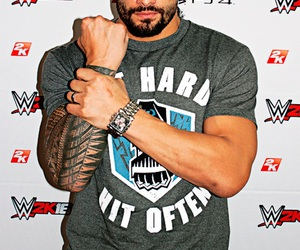 wwe and romanreigns image