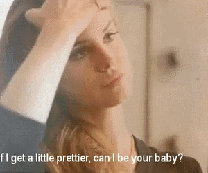 lana del rey, pretty, and quotes image