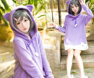 fashion, cute anime girl cosplay, and cheap anime cosplay image
