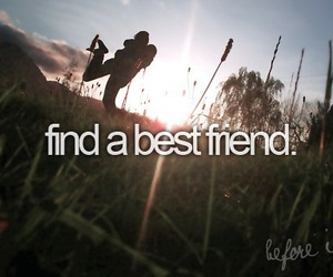 before i die and best friends image