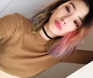 hair, korean, and irene kim image