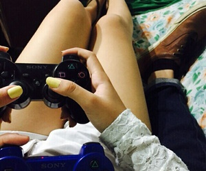 gamer, Relationship, and gamers image
