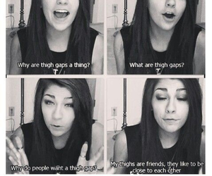 funny, true, and andrea russet image