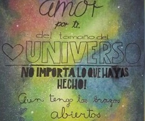 arte, frases, and universo image