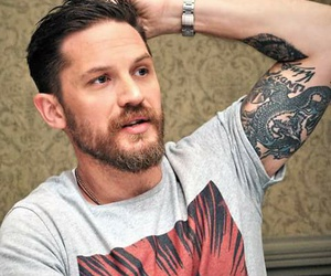 handsome, tom hardy, and actor image