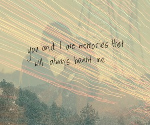 memories, note, and typography image