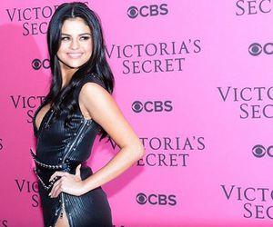 selena gomez, Victoria's Secret, and pink image