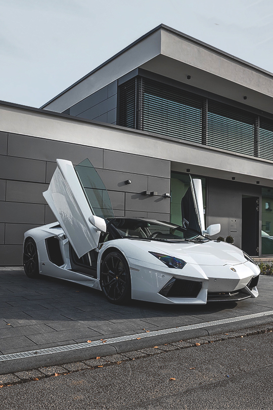 Lamborghini, cars, and luxury image