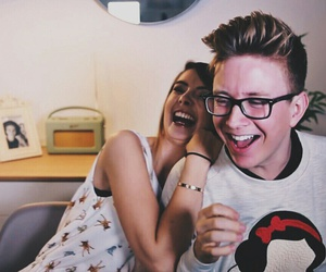 youtube, tyler oakley, and zoe sugg image