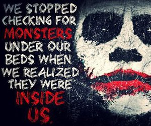 joker, quote, and batman image